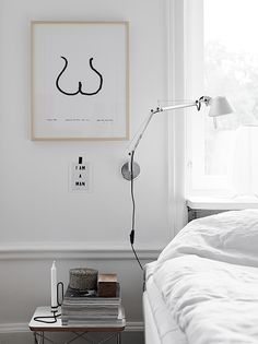 The Stockholm home of a fashion stylist