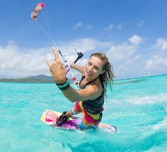 Down Loop Transition – Kite Surf Co Tutorial Surf Girls, Beach Girls, Surfing Uk, Kite Board, Standup Paddle Board, Sup Surf, Water Photography, Sports Photos, Wakeboarding