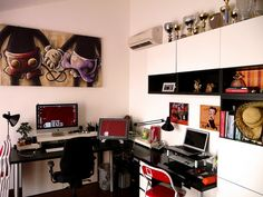6271479679 ea7c4b2b26 z Workspace  Office Design #11