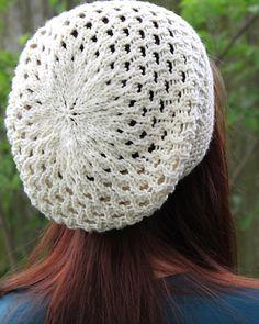 Ravelry: Dandelion Clock Slouch Hat pattern by Triona Murphy; so pretty, like a cloud of dandelion puffs. #gal2015 #giftalong2015