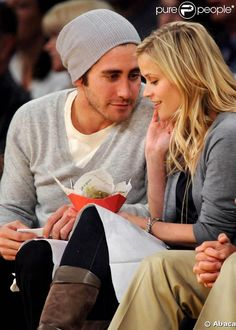 loved when they were dating... what a sweet couple they were