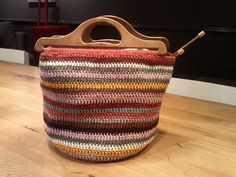 Crochet / Knitting Project Bag