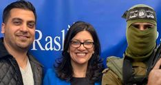 """First """"Palestinian"""" Muslim American Congresswoman's brother praises terrorists - The Politics Online Democratic Socialist, Democratic Party, Blood Libel, Muslim Religion, Scum Of The Earth, Political Satire, Truth Hurts, Stupid People, Learn To Read"""