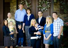 large group photo ideas | ... Photography | Tips for an awesome large group family portrait session