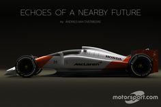 Concepto F1 McLaren