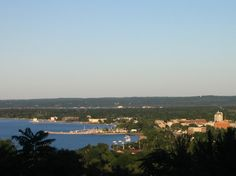 Traverse City Michigan | Traverse City, MI : Traverse City from wayne hill photo, picture ...