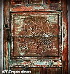 Eagle with snake on a cactus. Gypsy Soul, Wooden Doors, Costa Rica, Wood Working, Snake, Cactus, Eagle, Home Decor, Doors