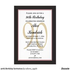 Invitation wording for when guests pay for their meal invitation 90th birthday invitation stopboris Image collections