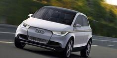Audi A1, A2 e-trons put on the backburner