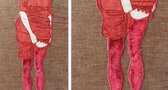 EGON SCHIELE EMBROIDERY / IN STOCK