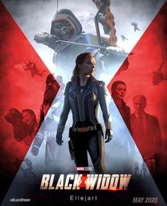 Black Widow Avengers, Black Widow Movie, Black Widow Scarlett, Black Widow Natasha, Movie Black, Heros Comics, Marvel Heroes, Marvel Avengers, Marvel Comic Universe