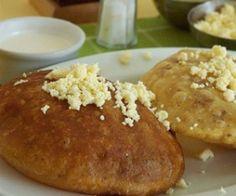 Gorditas de Frijol - Veracruz