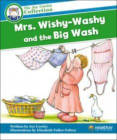 Maggies Kinder Corner: Mrs. Wishy-Washy Giveaway!!!