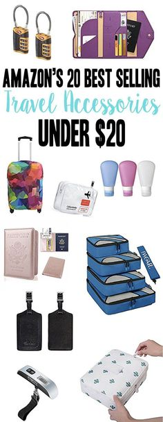 Travel can be done on a budget! And with these travel accessories you'll be a smart traveller too! ***************************************** Travel accessories | Travel tips | Travel tips and tricks | Travel accessories for women | Travel accessories inte #traveltips