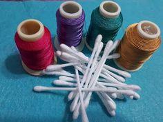 Kulak Çöpü ile yapılan yazma modeli embroidered, needle and thread - Livia Needle Tatting, Needle Lace, Needle And Thread, Creative Embroidery, Hand Embroidery, Irish Crochet, Sewing Hacks, Hand Knitting, Needlework