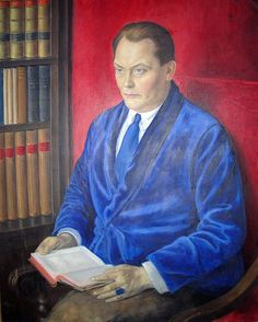 Imre Goth painting of strung-out Nazi Hermann Goering up for auction  https://sites.google.com/site/warrenbellauthor/