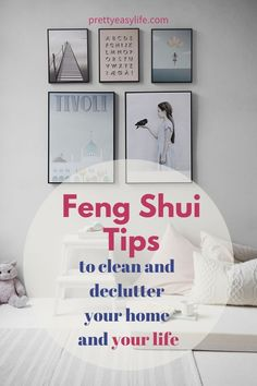 Feng Shui Tips to clean your home and your life Stuck in life? Try these Feng Shui tips to declutter and clean your house and your life Feng Shui Art, Feng Shui House, Feng Shui Bedroom, Feng Shui Tips, Declutter Your Home, Organizing Your Home, Cleaning Plan, Home Design, Wall Design