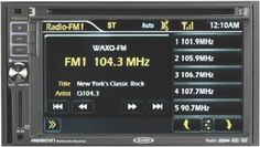 Jensen VM9424BT Mulitmedia Receiver by Jensen. $375.90. You want connectivity right out of the book and a system with built-in navigation well the VM9424 is your dream multimedia receiver. This unit is Made for iPod, is Bluetooth and Sat Ready and offers a front panel SD card slot as well as Aux-in and rear USB port. However what makes this receiver unique is the built-in Navigation system that delivers US Teleatlas map data only, 10 million POIs, Cepstral TTS and male-f...