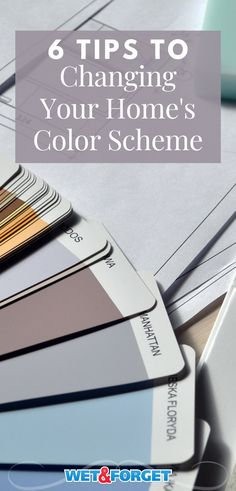 If you've been looking to change things up within your home, then look no further. Here are 6 tips on changing your home's color scheme. House Color Schemes, House Colors, Tone Words, Paint Swatches, Awesome Bedrooms, Accent Colors, Accent Pieces, Natural Light, Color Inspiration
