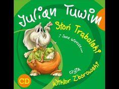 Wiersze dla dzieci - Julian Tuwim - Słoń Trąbalski czyta Wiktor Zborowski