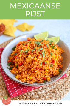 Rice Recipes, Mexican Food Recipes, Ethnic Recipes, Appetizer Recipes, Dinner Recipes, A Food, Food And Drink, Daily Meals, Dinner Menu