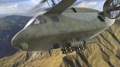 US Armed Forces, Future New Attack Helicopter (Aircraft)