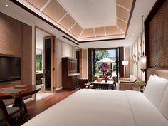 景洪市西双版纳融创万达文华别墅度假酒店 – 2020最新房价 Hotel Meeting, Hotel Room Design, Luxury, Hotel Bedroom Design