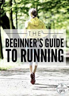 Want to start running for exercise but not sure where to begin? This beginner's guide will give you the tools and workouts you need! | Fit Bottomed Girls