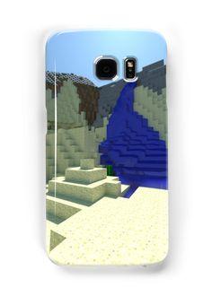 Life - Minecraft 3D Render