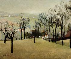 Valerius De Saedeleer (Belgian, 1867-1941), Landscape in...