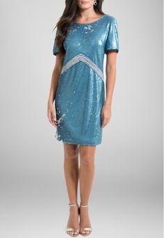 Aluguel de Vestido Online - PowerLook-Vestido Beni curto camisetão de paetês Iorane - azul #iorane #Beni #vestidocurto #curto #camisetao #paetes #vestidoazul #azul #vestidocasamento #vestidofesta #vestidomadrinha #madrinha #casamentonoite