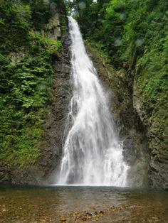 白神山地 暗門の滝(第1の滝)Anmon no taki 1