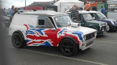 Crazy Clubman , plus they never made a Clubman Van .