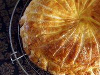 Du Chef Simon et c'est celle que je fais… Galette des rois - Recette de la galette des rois crème d'amande ou frangipane, ou pithivier