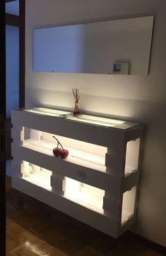 Hallway for home made with European Palet More    -  #Furniture #FurnitureArrangement #FurnitureCheap #FurnitureUnique