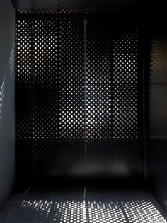 55 ideas for perforated metal screen interior architects Perforated Metal Panel, Metal Panels, Facade Architecture, Commercial Architecture, Architecture Interiors, Facade Design, Wall Design, Building Skin, Facade Lighting