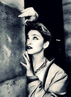 #Madonna rare 80's pic :)