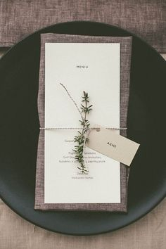 Cozy Homestead Wedding in Lithuania - simple and elegant wedding stationary Wedding Table Names, Wedding Table Settings, Wedding Centerpieces, Wedding Cards, Wedding Decorations, Centerpiece Flowers, Diy Wedding Name Place Cards, Thanks Card Wedding, Elegant Table Settings