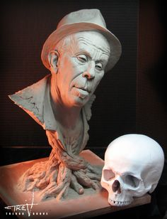 Tom Waits From Mortal Clay 12 by *TrevorGrove on deviantART