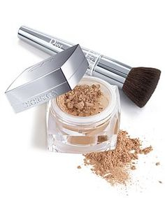 Dior Skin loose setting powder makes any foundation look flawless.