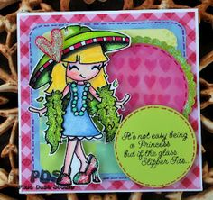 One of the most popular stamps in the STUDIO!<3