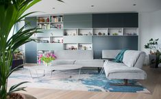 Corner Desk, Shelving, Interior Design, Furniture, Home Decor, Corner Table, Shelves, Nest Design, Decoration Home