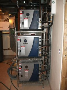 Air-ease Heating and Cooling – Geotherma… WaterFurnace multiple units installed. Air-ease Heating and Cooling – Geotherma… – Geothermal Energy – Ibm Aix, Hydronic Radiant Floor Heating, Geothermal Energy, System Administrator, Interview Questions And Answers, Question And Answer, Heating And Cooling