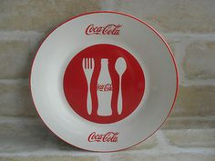 Plate wall Coca Cola Plate