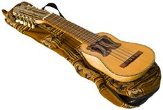 Charango - Bolivian stringed instrument of the lute family