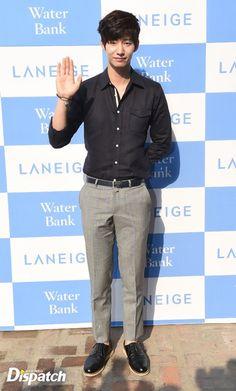 Song Jae Rim Laneige Homme 2014.06.06 opening Water Bank Bar!