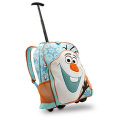 Olaf Rolling Backpack