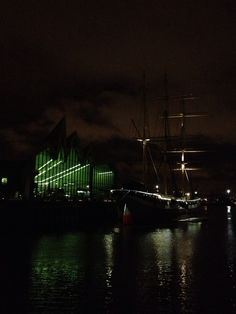 The Riverside Museum and Tall Ship, Glasgow