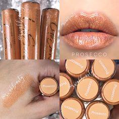 Makeup Geek, Eye Makeup, Lipsense Lip Colors, Metallic Gold Color, Senegence Makeup, Color Collage, Models Makeup, Beautiful Lips, Prosecco
