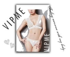 """""""VIPME"""" by merima-sisic ❤ liked on Polyvore featuring Vivienne Westwood, women's clothing, women, female, woman, misses, juniors, bra, lingerie and panty"""